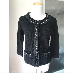 NWOT Ruby Rd Petites sweater